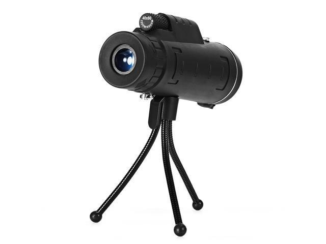 Hd mini monocular telescope with tripod newegg