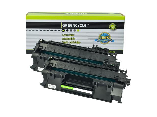 4PK CF280A 80A Black Toner Cartridge For HP LaserJet Pro 400 M401dn M401dne