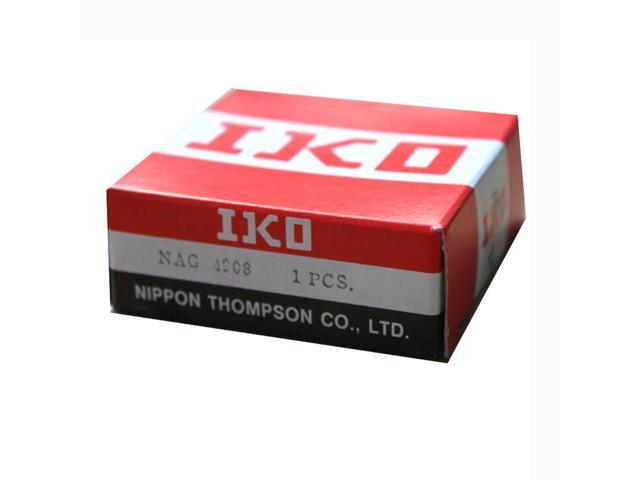 Forest Industry IKO NAU4905 Cylindrical Roller Bearings 42x25x17mm