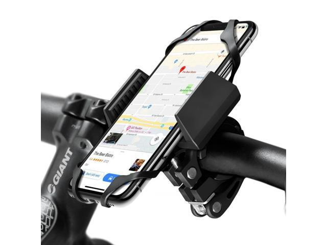 check out bfb8f cebf3 Widras New Bike Mount and Motorcycle Cell Phone Holder 2nd Generation For  iPhone X 8 7 7s 6 6s 5 5s Plus Samsung Galaxy S5 S6 S7 S8 Note or any ...