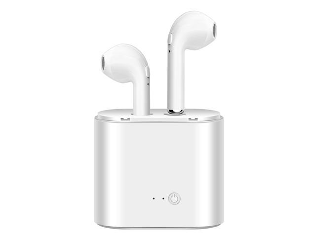 c81352b1a76 Bluetooth Headphones, Wireless Earbuds Stereo Earphone Cordless Sport  Headsets for Apple AirPods iPhone X/