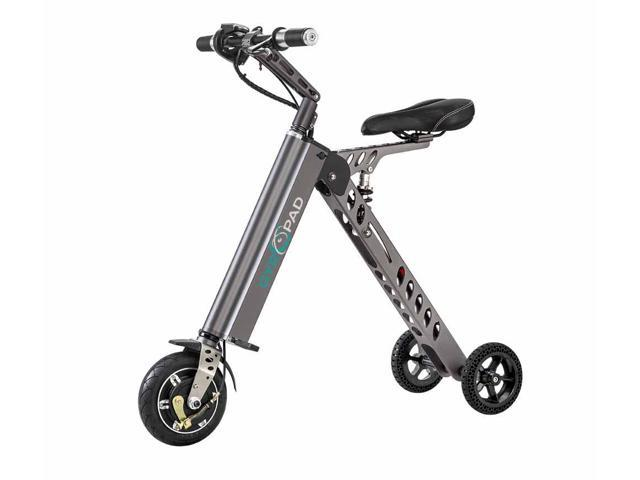 Portable Amp Foldable Light Weight Electric Gyro Tricycle