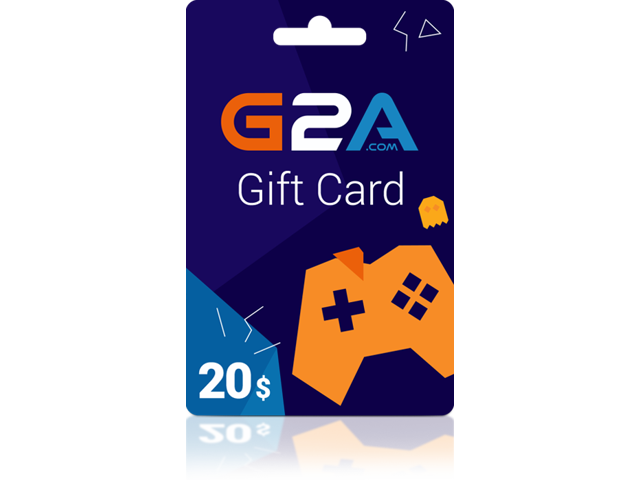 g2a 20 gift card download code newegg com