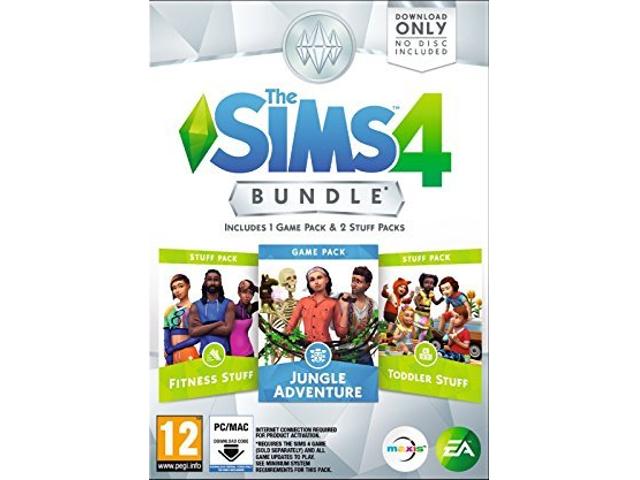 The sims 4 bundle pack 6 dlc [pc download] ea origin digital.