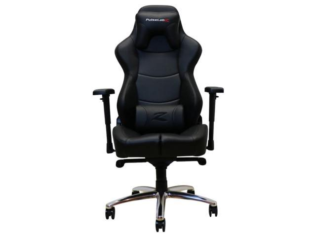 Pulselabz Guardian Series Gaming Chair Black Black