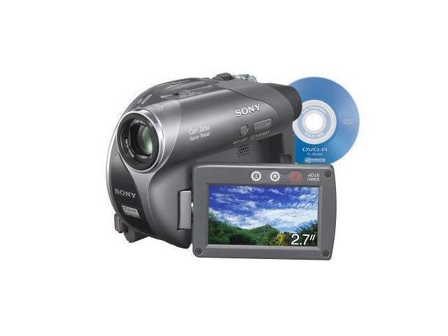 Refurbished  Sony Mini DVD Camcorder DCR-DVD205 Video ... 1e2356408e19