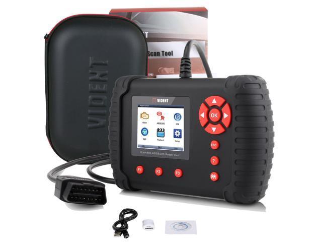 vident ilink410 code reader scan tool obd11 engine airbag epb sas ...