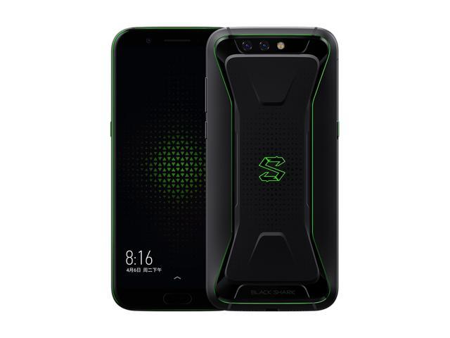 Xiaomi black shark gaming unlock cellphone qualcomm