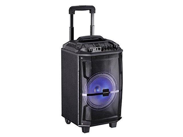 Sylvania SPA036 Bluetooth Tailgate Speaker with LED Lighting and ...
