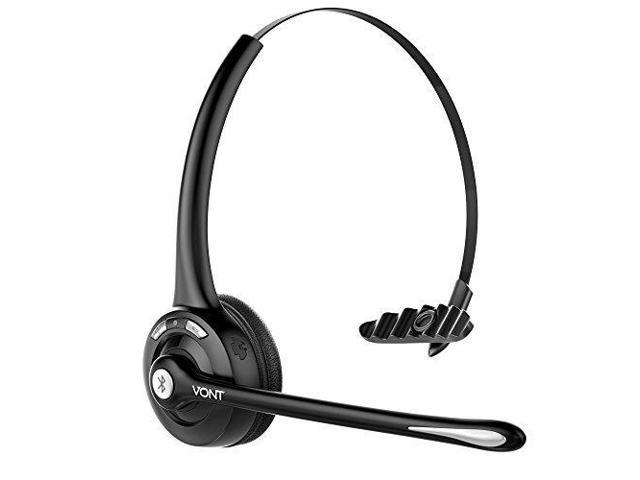 8bfd5a0db00 Bluetooth Headset / Cell Phone Headset with Microphone , Wireless Office  Headset, Portable, Suitable for Men, Women, VOIP, Skype, Call Centers, ...