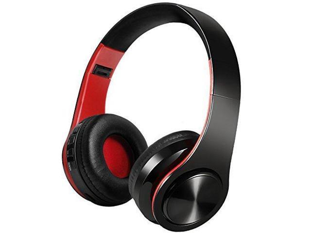 2d624c4526c Bluetooth Headphones Over Ear Ucio Noise Canceling Stereo Wireless