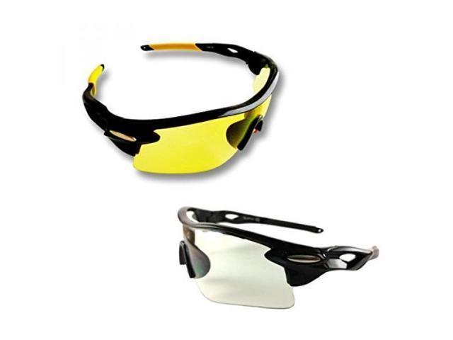 a764ab775925 BEST Shooting Glasses UV Blacklight Flashlight Yellow Safety Eye protection  by iLumenee Dog Cat Urine with