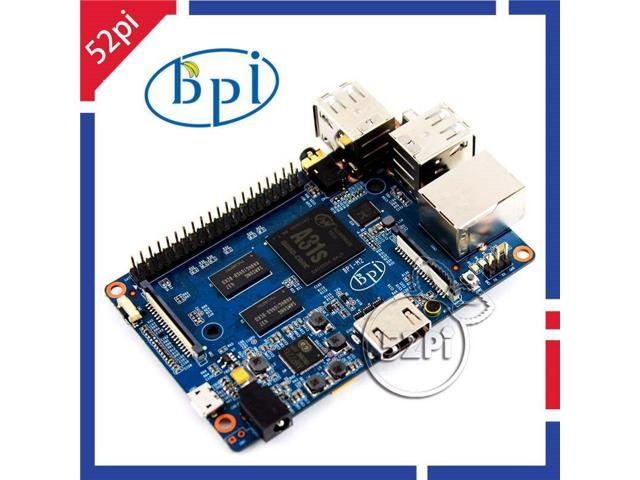 New BPI-M2 Banana Pi M2 A31S Quad Core 1GB RAM Singel-board Computer