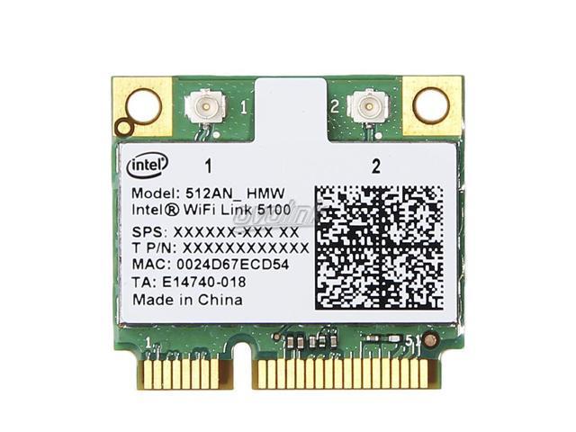DRIVERS INTEL WIFI LINK 5100 AGN PCI