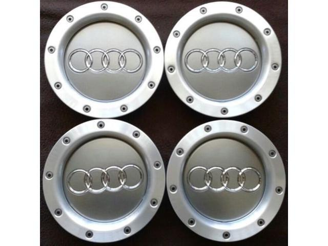 Set Pcs AUDI A A A TT WHEEL CENTER CAPS RIM HUB CAP Mm - Audi wheel center caps