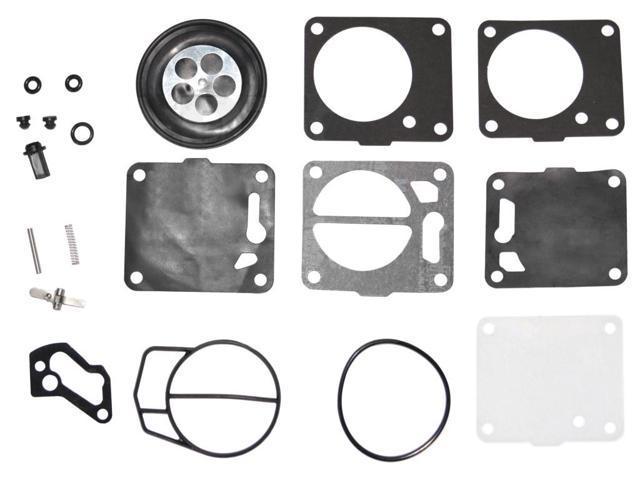 ZOOM ZOOM Mikuni Super BN SBN Carburetor Rebuild Kit SeaDoo JetSki SP SPI  SPX HX XP Carb - Newegg com
