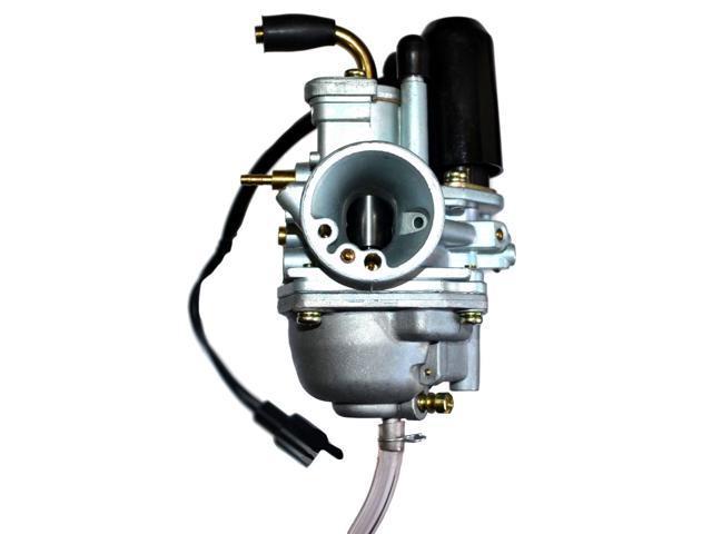 ZOOM ZOOM Carburetor Xtreme Tantrum 100cc Four-Wheeler 2002 NEW - Newegg com