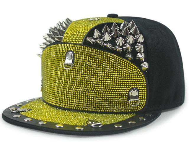 79df305ed75 AnKoee New Style Baseball Cap Hip hop Cool hat Snapback Men Fashion Hat
