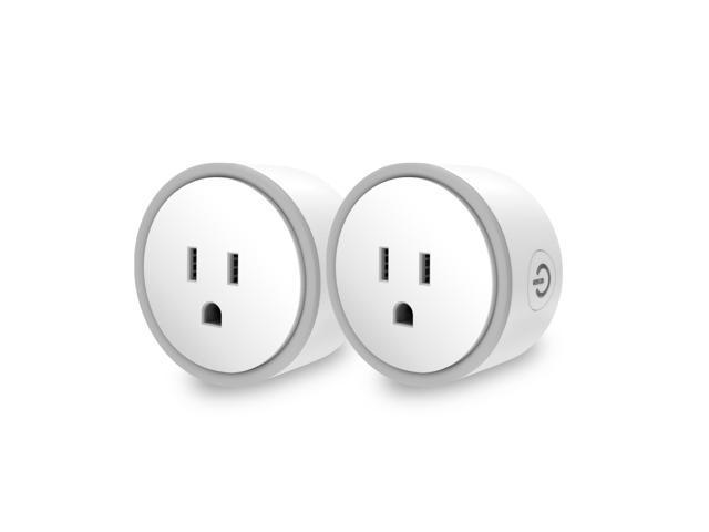 2-Pack Eques Elf Compact Smart Plug