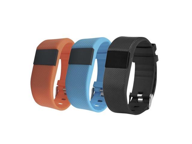 Tlw64a Bluetooth Smartband Waterproof Heart Rate Sleep Monitoring Step Counting Smart Bracelet Sports Band Fitness Tracker