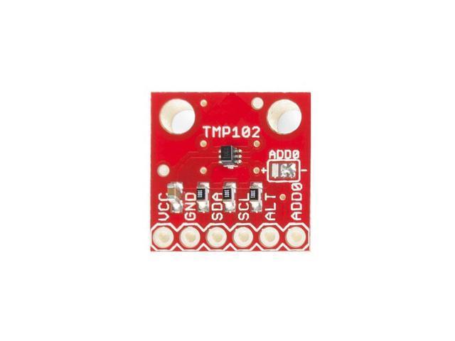 TMP102 Digital Temperature Sensor Breakout High Precision Module Components  - Newegg com