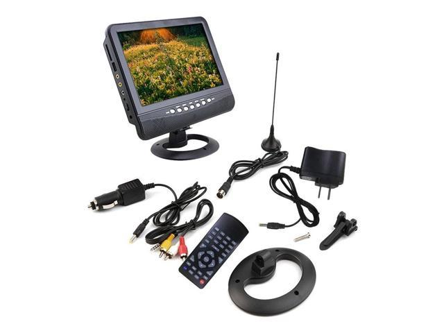 7 Inch LCD Display Analog TV FM MP3 USB Slot Auto Car Reader Digital Mobile