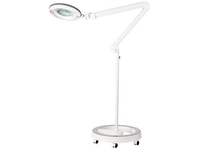 Brightech Lightview Pro Dimmable Led Magnifying Floor Lamp With 6