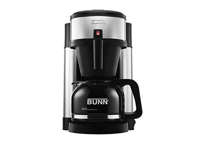 Bunn Nhs Velocity Brew 10 Cup Home Coffee Brewer Neweggcom