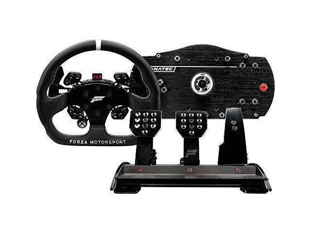 Fanatec Forza Motorsport Racing Wheel and Pedals Bundle for Xbox One and PC  - Newegg com