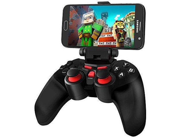 BEBONCOOL Wireless Bluetooth Game Controller Gamepad Joypad Joystick for  Android Phone Samsung Gear VR, S6, S6 Edge, S7, S7 Edge, Note 5, Nexus,  HTC,