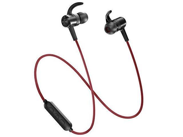 103a59f1531 Bluetooth Headphones TaoTronics Wireless Earbuds Sport Earphones 9 Hours  4.2 Magnetic Lightweight & Fast Pairing (