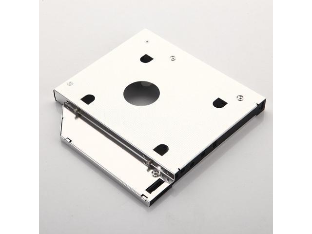 SATA 2nd Hard Drive HD Caddy Adapter Bay for HP ProBook 4330s 4331s 4430s 4535s