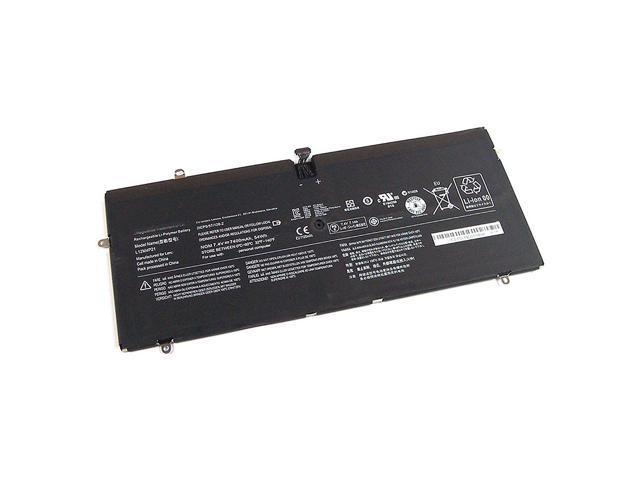 7400mAh 54Wh L12M4P21 Battery for Lenovo Yoga 2 Pro 13 Series L13S4P21 -  Newegg com