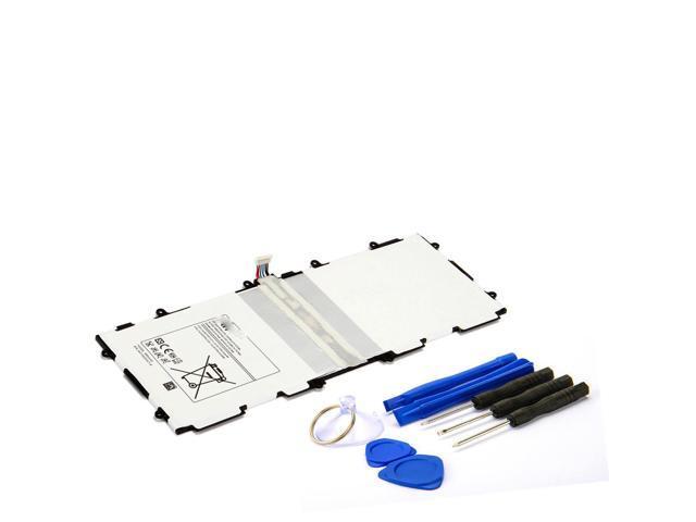 New Battery T4500C T4500E fr Samsung Galaxy Tab 3 10.1 GT-P5210 P5200 P5220+Tool