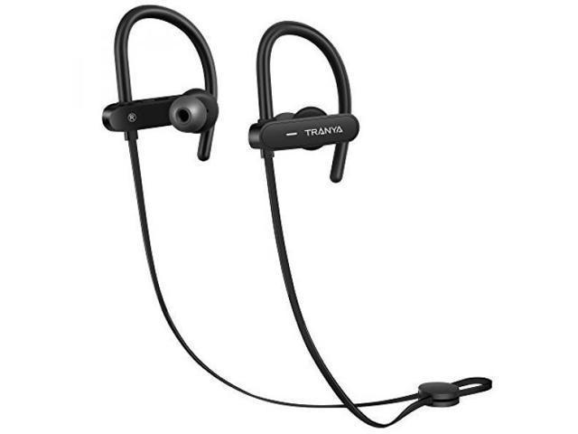 116010135c8 ALMM Tranya Bluetooth In-ear Wireless HD Sound Sports Headphones IPX7 Sweat  Proof, Secure