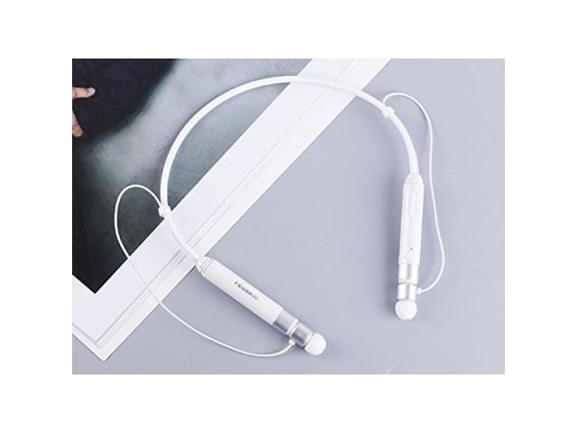 b79e481d47b ALH WWTL Bluetooth Headphones 4.1 Wireless HD Stereo Neckband Headset  Retractable Earbuds w/ Call Vibrate