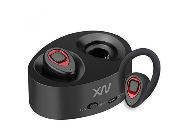 21e74b68c9e ALMM Wireless Bluetooth Headphones - XIAOWU Dual Wireless Earphones  Bluetooth Earbuds Mini Stereo Bluetooth Headset with