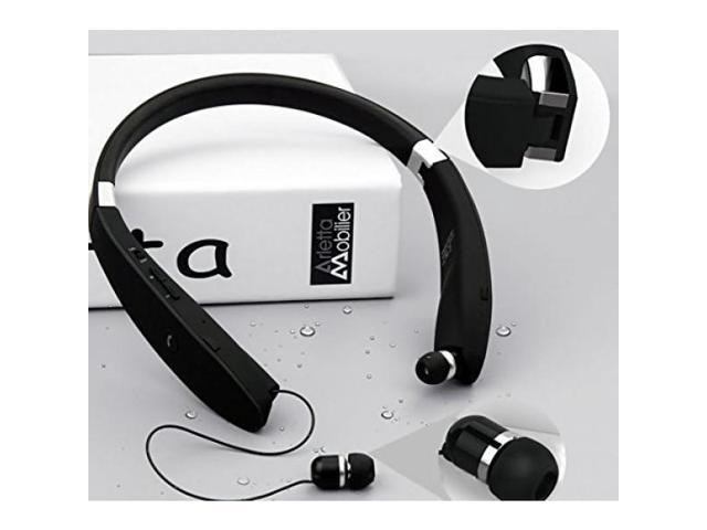 9445bae710c VICBAY SX-991 Bluetooth Headset, Wireless Neckband Bluetooth Headphone with  Mic for Cell Phone