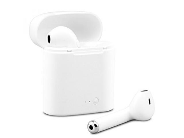 16b426b33e8 Wireless Earbuds, Hexdeer Bluetooth Headsets True Wireless Earphones Stereo  Sports Headphons with Charging Case for