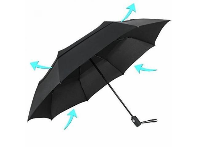 Image result for Windproof Travel Umbrella: