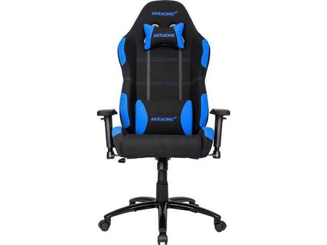 Akracing Ak Ex Bk Bl Core Series Ex Chair Black Blue