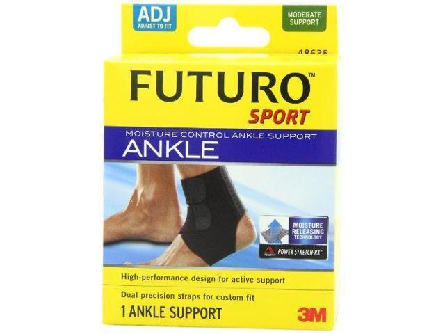 af11085393 Futuro Sport Moisture Control Ankle Support, Adjustable - Newegg.com
