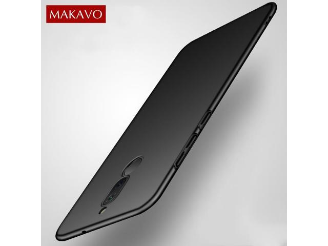 best sneakers 77eef fe947 MAKAVO For Huawei Mate 10 Lite Case Huawei Nova 2i Case 360 Protection Slim  Matte Hard PC Back Cover for Honor 9i Phone Cases - Newegg.com