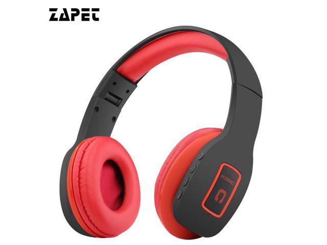 8b7d8dc39eb ZAPET foldable bluetooth headphones BT4.1 Stereo bluetooth headset wireless  headphones for phones music earphone