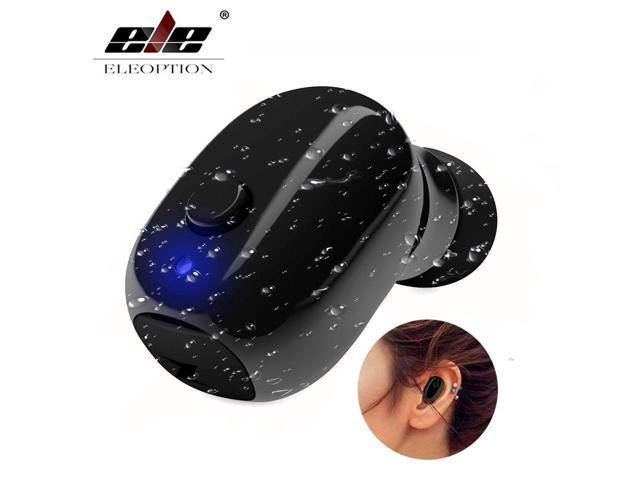 24042d2169e Waterproof Mini Invisible Bluetooth Earphone Micro Wireless Sport headset  4.2 Earbud headset Swimming Micro Headphones Bluetooth