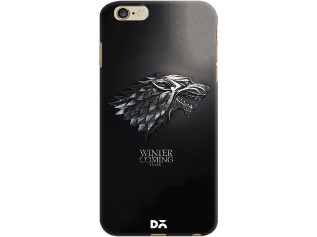 Winter Is Coming Stark iphone case