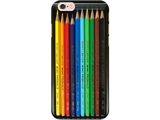 half off 1c463 b9834 DailyObjects Color Pencil Box Case For iPhone 6S - Newegg.com