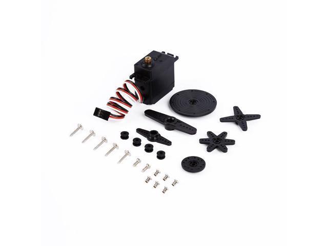 SM-S4315R Large Continuous Rotation 360 Degree Plastic Servo for Robot -  Newegg com