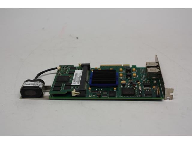 DELL 0DV94N 0DV94N DELL COMPELLENT RAID CONTROLLER PCI-E 512MB CACHE  W/BATTERY