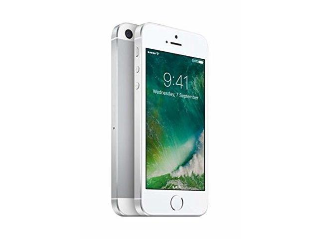Apple iPhone SE 32 GB Unlocked, Silver